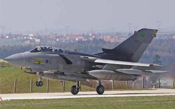 НАТО начинает крупнейшие учения ВВС в Чехии