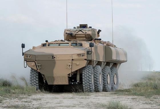 Турецкая компания FNSS приступила к поставке ББМ «Парс-3» ВС Омана