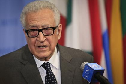 Бывший спецпосланник ООН по Сирии оценил прозорливость России