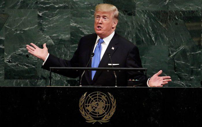 Америка хочет превратить ООН в свою цепную собаку