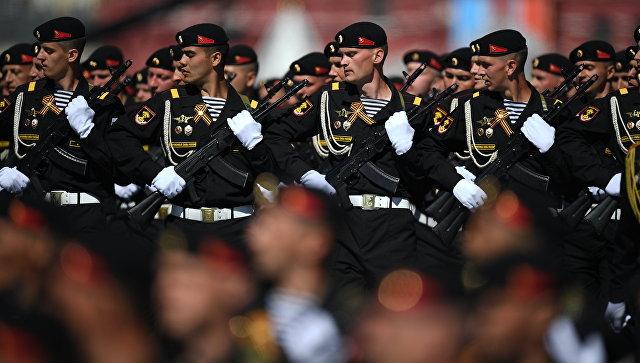 Путин изменил штатную численность Вооруженных сил