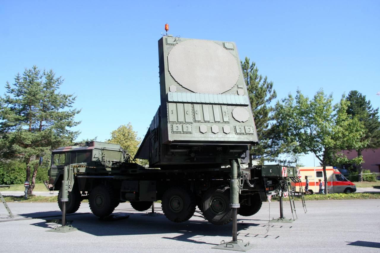 На замену Patriot: в США представлен новый радар ПРО на основе нитрида галлия