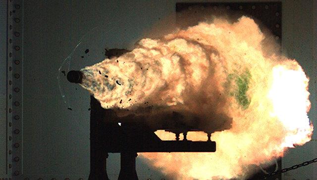 Разрушитель бюджета. Почему Пентагон отказался от рельсовой пушки