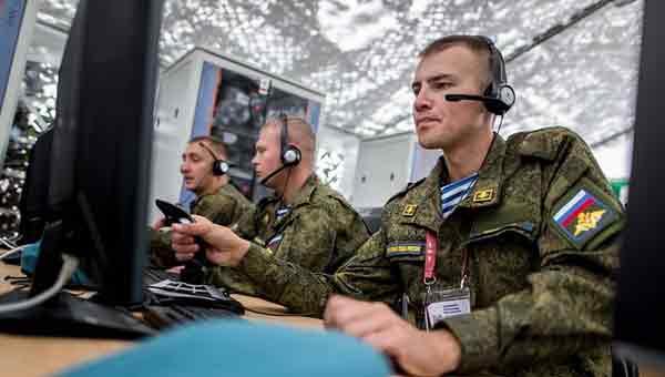 В России появился закрытый военный интернет