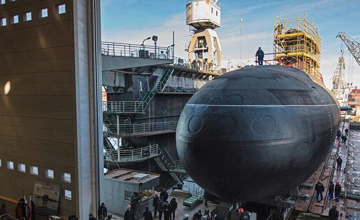 оружие российских подводных лодок