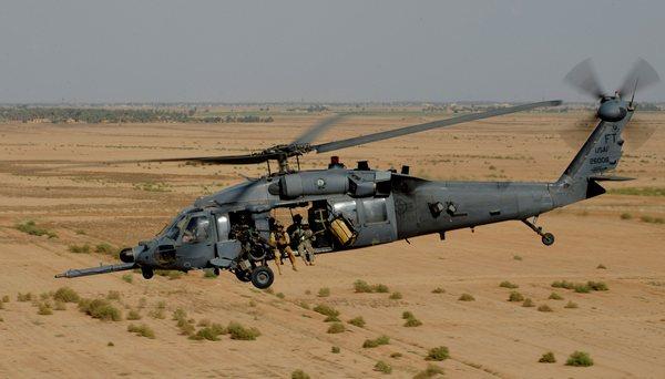 """Россия выразила недоверие США из-за """"неопознанных вертолетов"""" в Афганистане"""