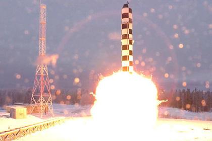 РВСН снова испытали баллистическую ракету «Сармат»
