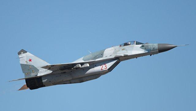 Россия передаст Сербии шесть МиГ-29 в ближайшее время