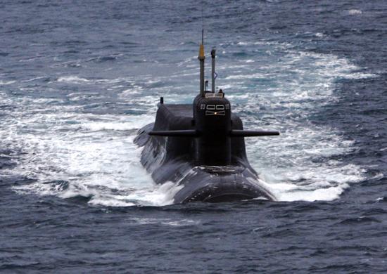 стратегические многоцелевые подводные лодки