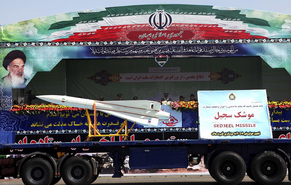 США будут добиваться восстановления санкций ООН против ракетной программы Ирана