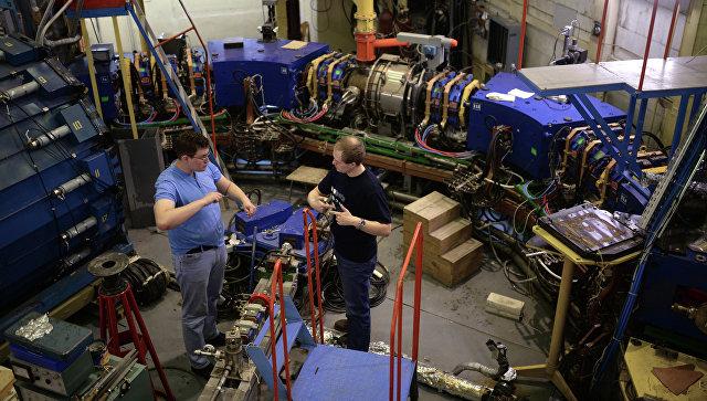 Российские физики объединятся для создания нового коллайдера в Сибири