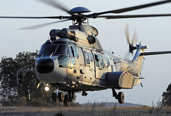 «Эрбас Геликоптерс» поставит вертолеты H-225M Минобороны Сингапура