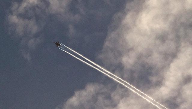 В США заявили о перехвате самолета коалиции истребителем ВКС в Сирии