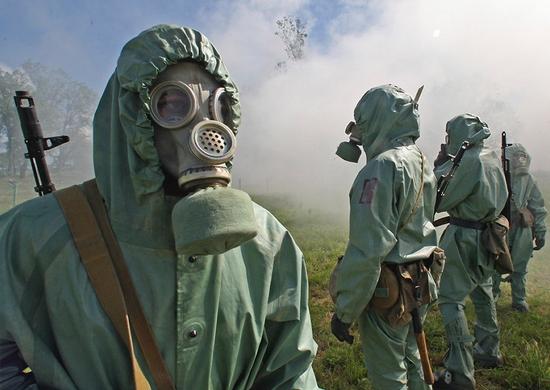 В Республике Бурятия завершились масштабные учения со специалистами РХБ защиты ВВО