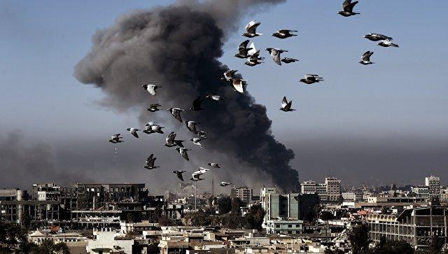 """США бомбят гражданских, но """"виновата все равно Россия"""""""