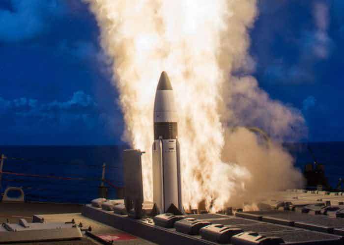 Минобороны РФ: ПРО США способна перехватывать баллистические ракеты России