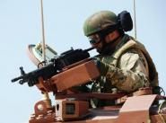В конфигурации борьбы с повстанцами на машину Titus может устанавливаться два легких пулемета