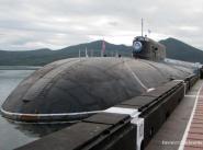 """Атомный подводный крейсер """"Челябинск"""""""