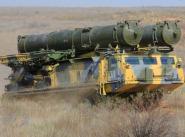 ПУ ЗРК С-300