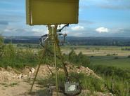 Переносная твердотельная радиолокационная станция разведки наземных целей малой дальности действия (изделие 1Л277)