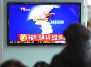 Утром 12 февраля, примерно в 7:00 мск, Северная Корея провела очередное, третье по счету, ядерное испытание