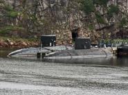 Подводные лодки 161-ой бригады ПЛ в Полярном