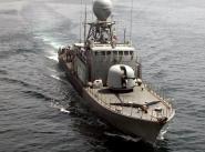 иранский боевой корабль