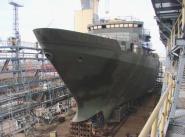 Большой разведывательный корабль «Юрий Иванов»