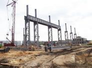 Подготовка площадки, необходимой для строительства завода
