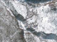 Спутниковый снимок полигона Пхунгери