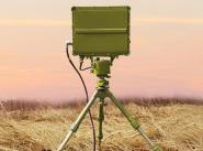 Портативная РЛС разведки наземных движущихся целей с панорамным индикатором «Фара-ВР»