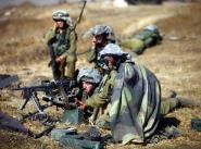 """13-й батальон элитной бригады ЦАХАЛ """"Голани"""" на учениях"""