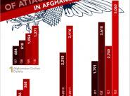 Сводка боевой активности в Афганистане за январь