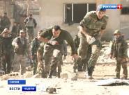 Сирия: хроника одного боя