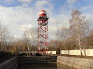 ДМРЛ-С Шереметьево доплеровский метеорологический радиолокатор