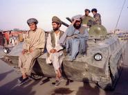 """Бойцы движения """"Талибан"""", 1999 г."""
