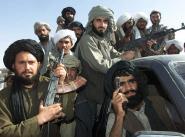 """Бойцы движения """"Талибан"""", 2001 г."""