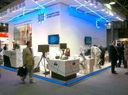 РЛС 1Л277 в экспозиции 2-го Международного Форума «Технологии в машиностроении - 2012»