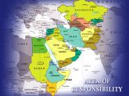 Зона ответственности US CENTCOM
