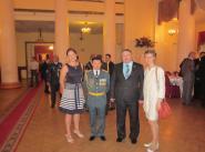 День защитника Отечества Казахстана