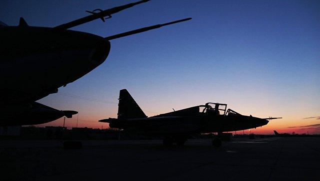 Российские Су-25 перебазировались из Киргизии в Таджикистан