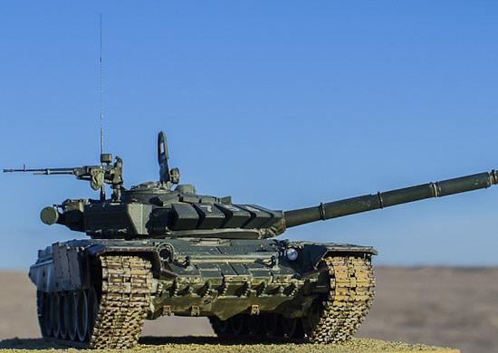 Танковые экипажи мотострелковой дивизии ЮВО в Чечне приступили к сдаче итоговой проверки