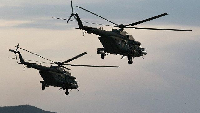 """МВД получит три вертолета """"Терминатор"""" в 2017 году"""
