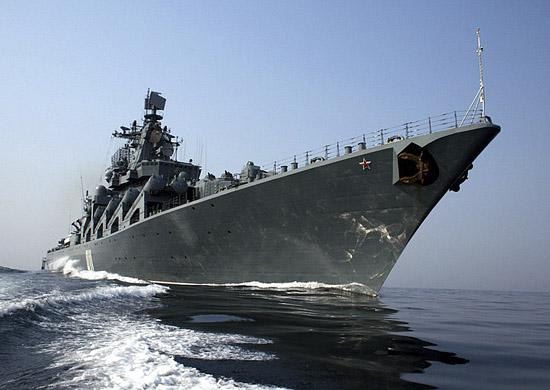 Экипажи кораблей Тихоокеанского флота готовятся к выходам в море