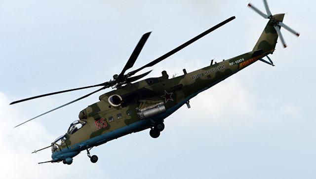 Россия и Узбекистан подписали контракт на поставку вертолетов Ми-35