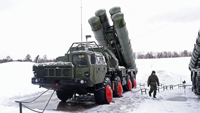 ВКС приняли на вооружение второй полковой комплект С-400 за месяц