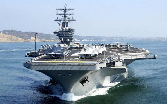 ВМС США: промышленность способна увеличить число кораблей до 350