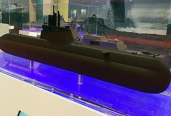 ВМС Сингапура приобретут дополнительные НАПЛ «Тип-218SG»