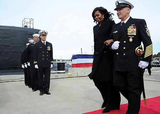 ВМС США приняли на вооружение 13-ю АПЛ класса «Вирджиния»