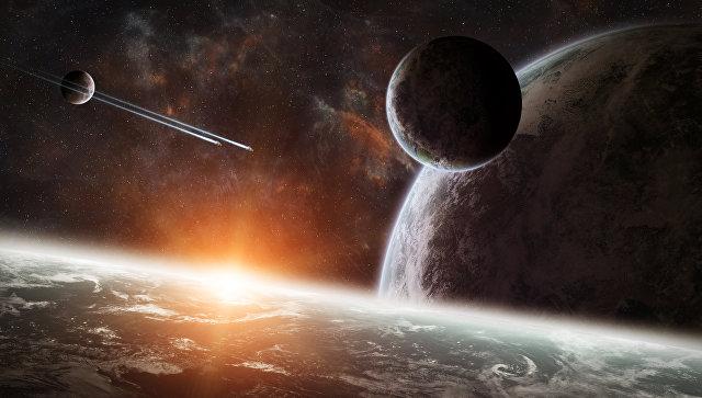 """Внеземная жизнь может существовать в атмосферах """"неудавшихся звезд"""""""
